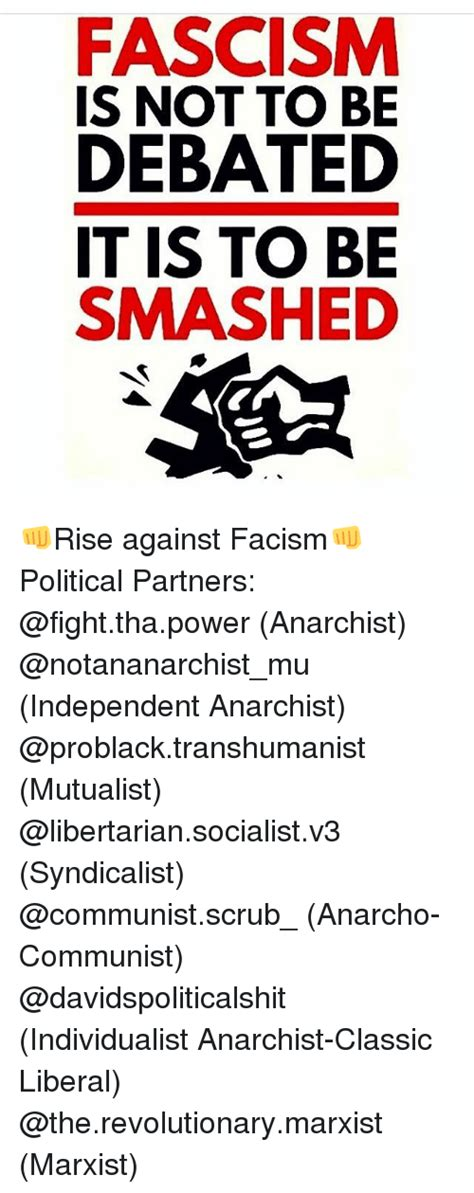 to fight against this age on fascism and humanism books rise against memes of 2017 on sizzle mused