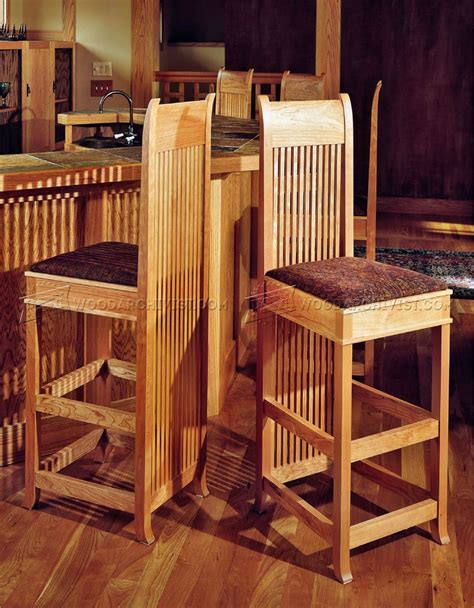 woodworking bar plans wooden bar stool plans woodarchivist