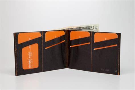 Dziner D8188 Black Orange Original black orange original seconds now available slimfold wallet
