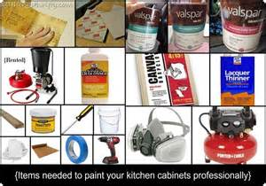 How To Paint Your Kitchen Cabinets Like A Professional by How To Paint Your Kitchen Cabinets For The Home Pinterest