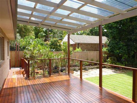 Great Deck Design Ideas Corner