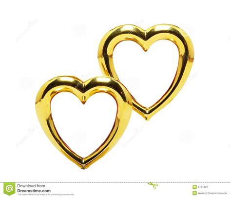imagenes de 2 corazones unidos corazones unidos stock de ilustraci 243 n ilustraci 243 n de