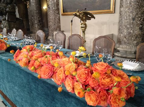 inaugural luncheon head table are the presidential inauguration flowers worth the money