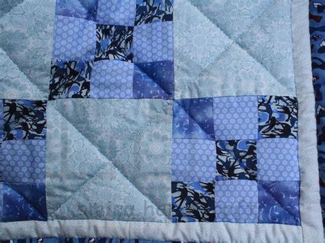 Selimut Carakter Kualitas No 1 selimut bayi s by 01 nine patch amira handicraft