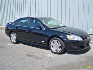 2009 black chevrolet impala ss 7017422 gtcarlot