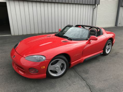 automotive repair manual 1994 dodge viper rt 10 security system 1994 dodge viper rt 10 low miles a c ca car 2 owners like new in and out for sale dodge