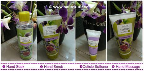 Manicure Set Oriflame oriflame nature secret relaxing manicure set lavender and fig haute kutir