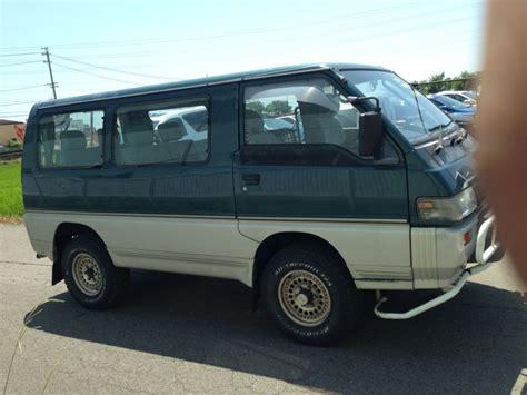 mitsubishi delica parts mitsubishi delica 1995 used for sale