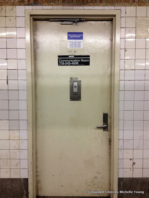 The Door Nyc by Daily What The Doors Of The Nyc Subway System Untapped
