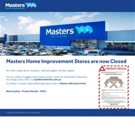 masters home improvement deals coupons and vouchers