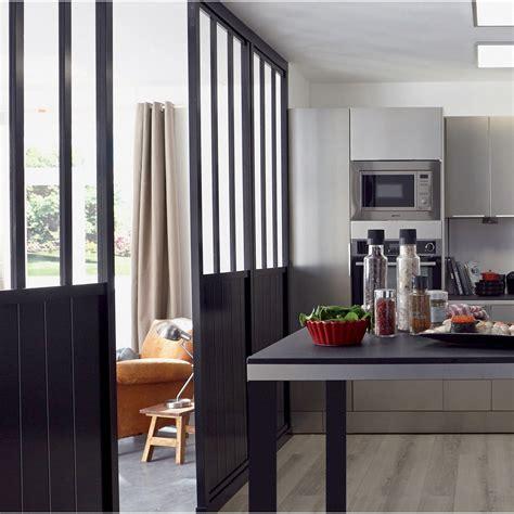 Charmant Claustra Interieur Leroy Merlin #5: cloison-bois-cuisine-deco.jpg
