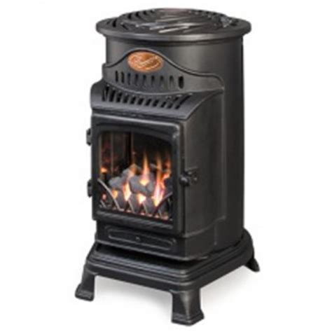 Portable Propane Fireplace by Calor Gas 3kw Provence Stove Portable Gas Heater