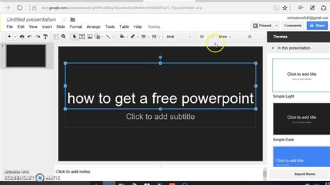 How To Get A Powerpoint For Free It Works Really Where Can I Get Powerpoint For Free