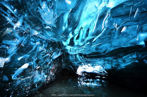 the crystal cave iceland crystal cave in vatnj 246 kull iceland flickr photo