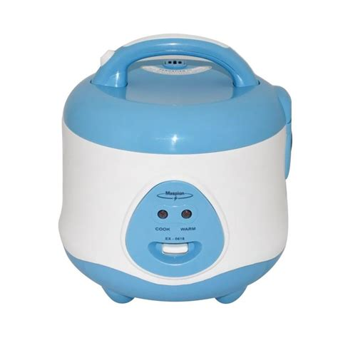 Maspion Ex 0618 jual maspion ex 0618 magicom rice cooker 0 8 l