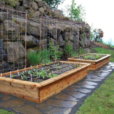 raised garden bed designs portland or us verdura culinary gardens