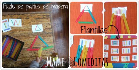 canastas de palitos madera de colores puzles y m 225 s juegos con palitos de madera mami comiditas