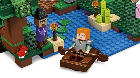 Sale Lego 21133 Minecraft The Witch Hut Lego Minecraft The Witch Hut 21133 At Mighty