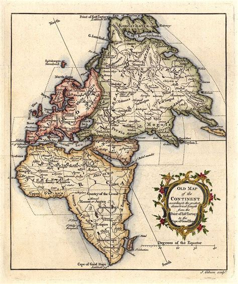 stock images high resolution antique maps of the world