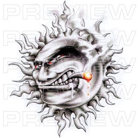 smoking weed tattoo designs tattoovox award winning designs blazing