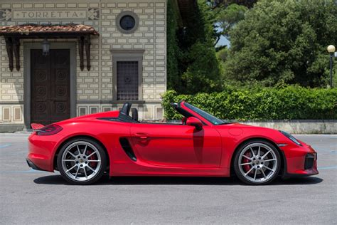 porsche boxster spyder 2016 2016 porsche boxster spyder second drive review