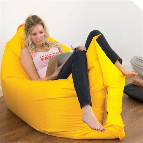 lazy bean bag plain lazy bean bag for indoor or outdoor use water