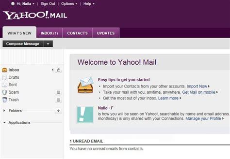 cara membuat signature di yahoo mail terbaru cara membuat email yahoo hot girls wallpaper