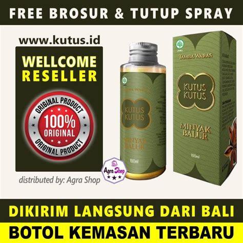 Toko Minyak Kutus Kutus Denpasar City Bali minyak kutus kutus asli agen resmi shopee indonesia