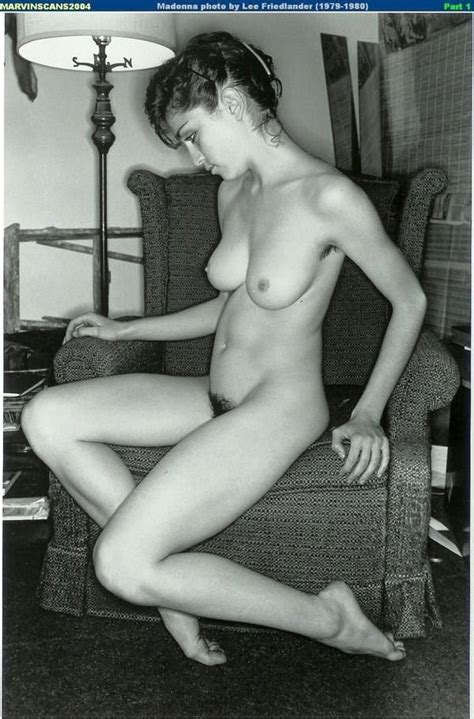 Madonna Young Naked     Photos     The Fappening
