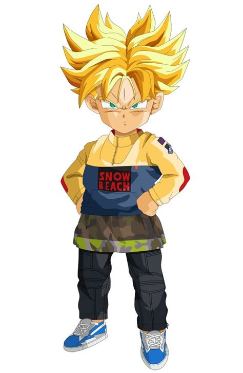 Z Anime Character by Ssj Trunks Hmn Alns Anime Dragons Anime