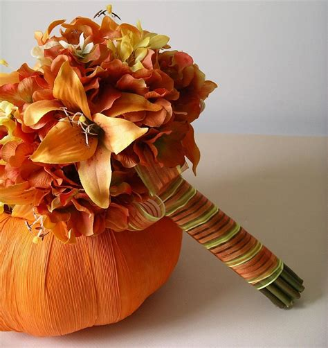 Fall Wedding Bouquets by Beautiful Bridal Beautiful Fall Wedding Bouquets