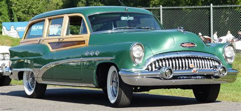 green station wagon curbside custom not your grandfather s buick
