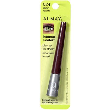 almay i color liquid eyeliner almay i color liquid eye liner 024 raisin quartz