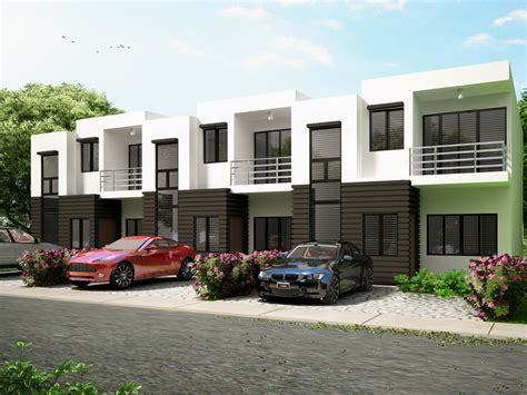 townhome designs townhouse plans series php 2014010
