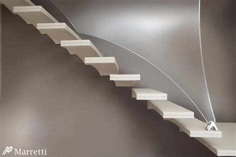 ali di gabbiano scale a sbalzo marretti ad ali di gabbiano