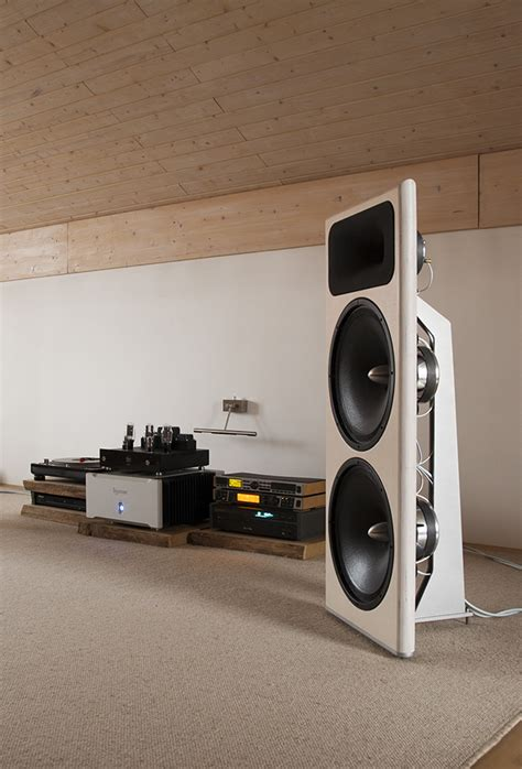speaker housing design oz by ozone design with acoustic elegance lo15 s