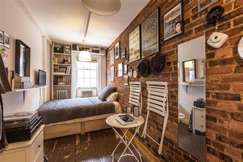 whats  smallest  york apartment youve  lived