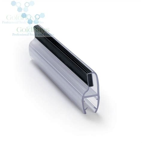 shower door seal magnetic shower seal type