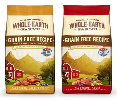 whole earth farms puppy food organic food store organic food deals
