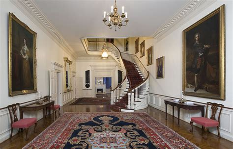 Hall And Parlor House maryland government house public rooms