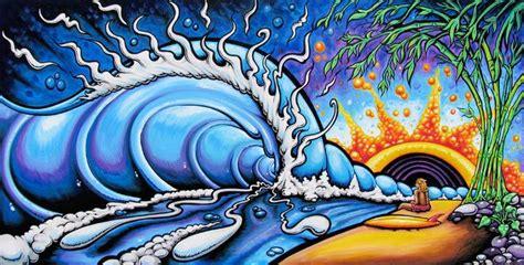 art images  pinterest surf art tropical art