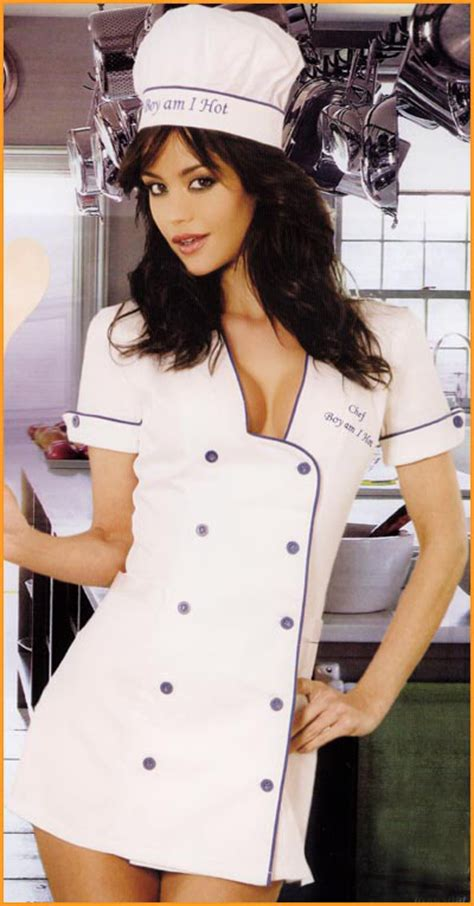 hot female chefs man theory master the culinary seductive arts the
