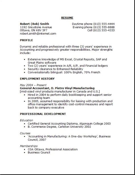 Resume Outlines by Best 25 Resume Outline Ideas On Resume