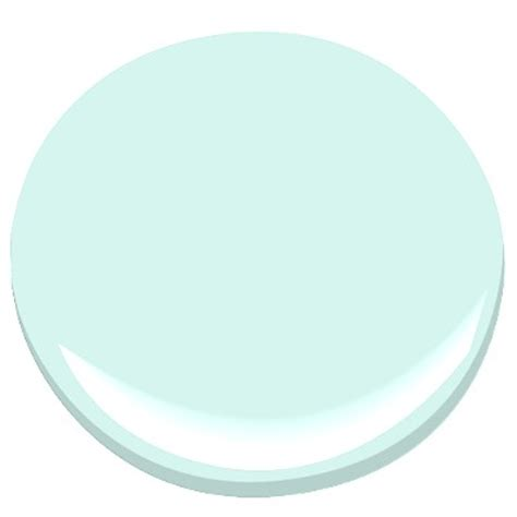 light mint 2046 70 paint benjamin light mint paint color details