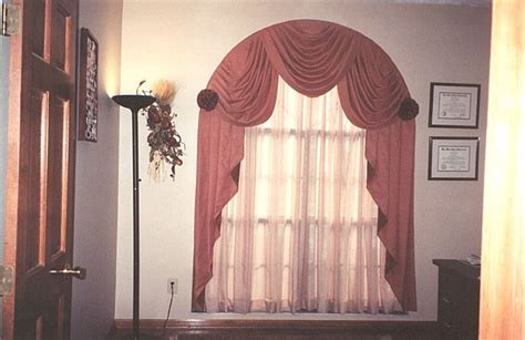 arch curtains arch window curtains arch windows curtains pinterest