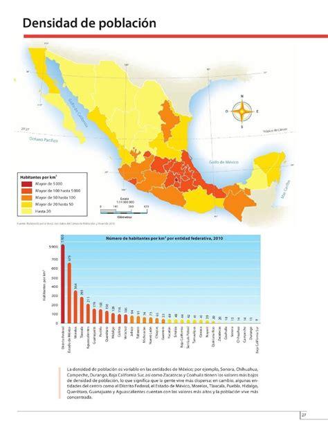atlas de mxico 4 grado 2015 2016 atlas de mexico 6 grado atlas de mexico 6 grado densidad