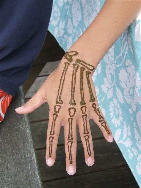 simple hand henna tattoos henna makedes