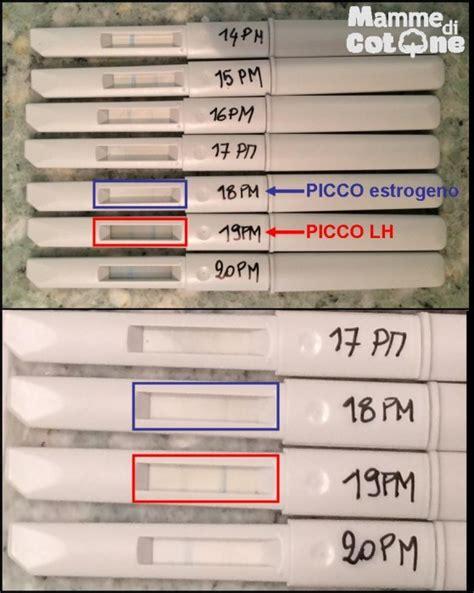 stick ovulazione come test stick persona come leggerli per individuare l ovulazione