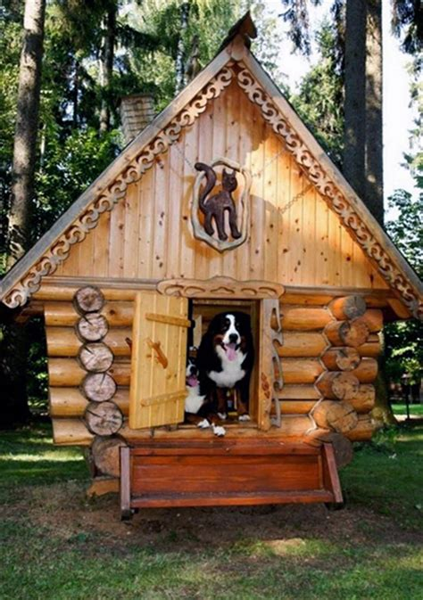 how to make a dog house cool in summer 41 cool luxury dog houses for your pooch