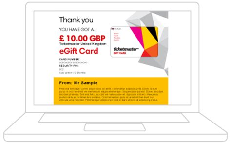 Ticketmaster Uk Gift Card Balance - ticketmaster gift cards unlock a world of live entertainment
